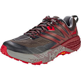 Hoka One One Speedgoat 3 Running Shoes Men grey